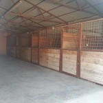 5 Stall Barn
