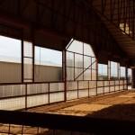 Main Barn Rollup Doors